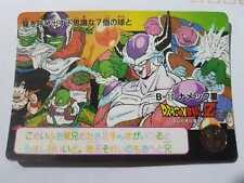 Carte Dragon Ball Z DBZ Carddass Hondan Part 91' #B-10 Rare 1991 MADE IN JAPAN