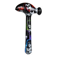 "KISS BLOW UP HAMMER 36"", inflatable"