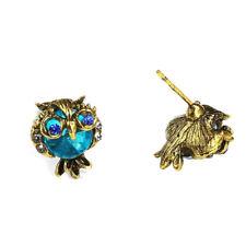 Vintage Retro Owl Animal Earring Ear Stud Dangle Fashion Women Jewelry Eardrop