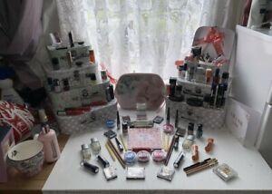 Make Up Cosmetic Bundle In Birchbox Sleek Maybelline Rimmel Nyx MUA 20 & Items