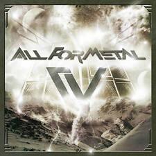 All for Metal 4 CD + DVD udo GAMA BOMB sinner EKTOMORF HELSTAR dad LILLIAN AXE