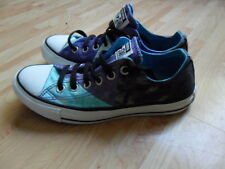 Converse All Star size 5 multicolor canvas lace up