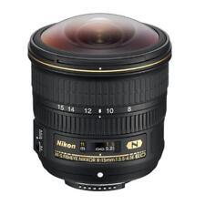 Nikon AFS 8-15mm F3.5-4.5E ED Fisheye Lens Brand New