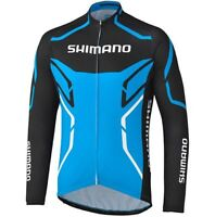 Shimano Thermal Print Long Sleeve Jersey Size Small RRP £109.99