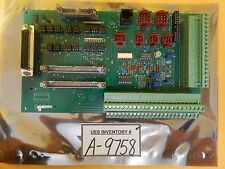 Asm Advanced Semiconductor Materials 03-186004D01 Option I/F Board Pcb Used