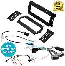 Single Din CD Car Stereo Fascia Stalk Fitting kit For Dodge Caliber 2007 Onwards