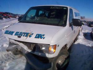 2000 Ford E250 Van POWER STEERING PUMP
