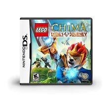LEGO Legends of Chima: Laval's Journey (Nintendo DS, TT Games / Warner Bros) NEW
