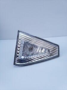 2008-2014 SUBARU WRX WAGON TAIL LIGHT LEFT DRIVER SIDE INNER LID OEM