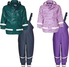 Playshoes Kinder Baby Winter Sommer Regenanzug Fleece Hose Jacke Gr.80 - 140