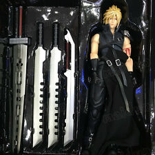Final Fantasy VII Play Arts Kai Cloud Strife Action Figure FF7 Collection Model