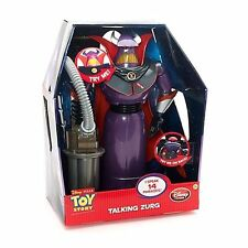 NEW DISNEY TOY STORY 15 INCH TALKING ZURG FIGURE