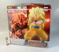 DRAGON BALL Z Figurine SUPER SAIYAN GOKU V3 Banpresto