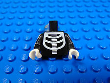 LEGO-MINIFIGURES SERIES [14] X 1 TORSO FOR THE SKELETON BOY FROM SERIES 14 parts