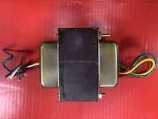 "100Va Transfromer 120Vac - 12Vac Muti-Voltage ""New"""