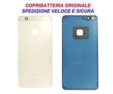 Copri Batteria Posteriore Vetro Originale Huawei P10 LITE GOLD ORO WAS-LX1A oem