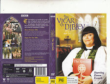 The Vicar of Dibley-The Specials-1994/07-TV Series UK-DVD