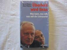 Hans Modrow Ulrich Maurer Überholt wird links