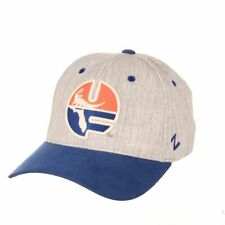 """Florida Gators Zephyr """"Oxford"""" Structured Stretch Fit Fitted Hat Cap"""