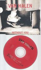 CD--PROMO--VAN HALEN--WITHOUT YOU