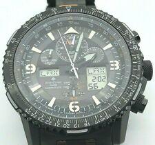 Men's Citizen Eco-Drive Promaster Skyhawk A-T Chronograph Watch JY8075-51E