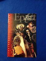 Walt Disney World EPCOT 2000 Commemorative Program Brochure - New