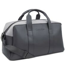 NEW CALVIN KLEIN WEEKENDER MENS LARGE DUFFLE BAG