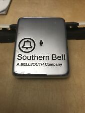 Vintage Payphone Telephone Coin Box Cover For Southern Bell