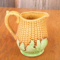 Vintage Corn on the Cob Pitcher Made In Japan