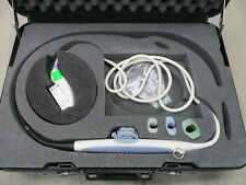 GE Medical Systems Model 6T-RS Ultrasound Probe Transducer and Case