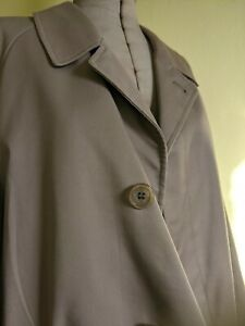 classic vintage Aquascutum trench water repellent coat