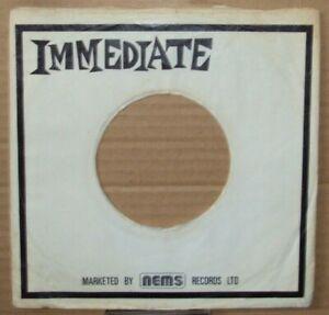 """immediate"",""Company Sleeve"",""Original"",""45rpm"",""7inch,""Record,""Vintage,} )));0>"