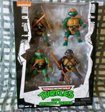 TMNT Classics Series 1988 Cartoon Donatello Leonardo Raphael Mikey Ninja Turtles