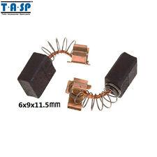 5Pair Makita Carbon Motors Brushes For CB406 407 418 419 CB406 CB407 CB418 CB419