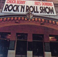 CHUCK BERRY & FATS DOMINO Tape Cassette ROCK'N ROLL SHOW 1982 K-Tel KF-205-4