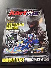 Go Kart - Kart OZ Magazines June 2017