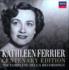 Kathleen Ferrier - Centenary Edition: The Complete Decca Recordings [New CD] Wit