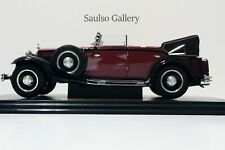Mercedes 1932 Maybach Zeppelin 1:18 scale model  from prominent estate