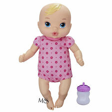 Baby Alive Luv n Snuggle Doll Blonde Hair  *  Brand New in Box  *
