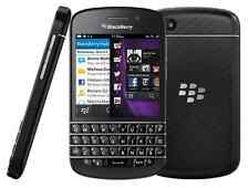 New Factory Unlock Blackberry Q10, 16 GB, 2GB Black 4G LTE