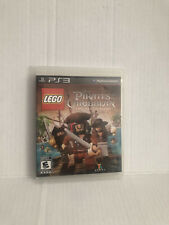 LEGO Pirates of the Caribbean (Sony PlayStation 3, 2011) PS3