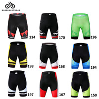 Men's Cycling Shorts MTB Road Bike Mountain Short Pants Padded Tights Quick Dry