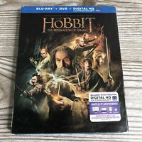 The Hobbit: The Desolation of Smaug (Blu-ray + DVD) FREE SHIPPING!!