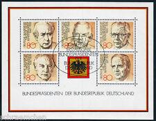 Bund Block 18 , o , SST Bonn