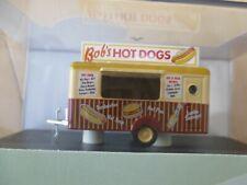 More details for oxford diecast 1/76: 76tr001 bobs hot dogs mobile trailer uk freepost