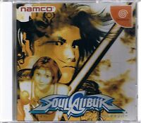 (Used) Dreamcast Soul Calibur [Japan Import] ((Free Shipping))