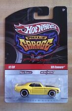 Hot Wheels Phil's Garage '69 Camaro Yellow