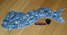 Gibson Les Paul Pickguard M2 Melody Maker Genuine 3 Ply Gray Pearl Guitar Parts