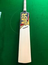 Junior Kashmir Cricket Bat Harrow  6, 5, 4, 3, 2, 1, 0 available (BLACK / GOLD)