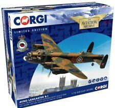 New Release Corgi AA32626 1:72nd Scale Avro Lancaster B.I Model. Damaged Box.
